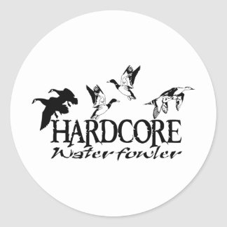 DUCK & GOOSE HUNTING STICKERS
