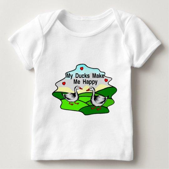 Duck Happy Baby T-Shirt
