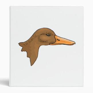 Duck Head Vinyl Binder