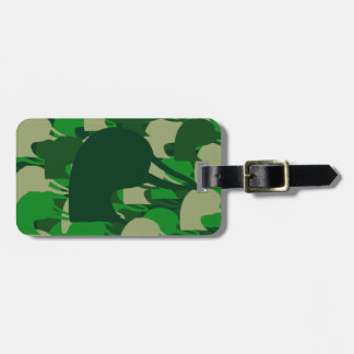 Duck Head Camo Tag For Luggage