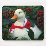 Duck Holiday Mousepad