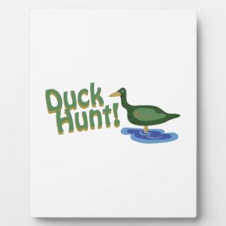 Duck Hunt! Photo Plaque