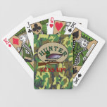 Duck Hunter Bicycle Poker Cards
