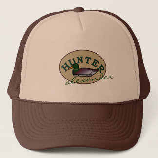 Duck Hunter Trucker Hat