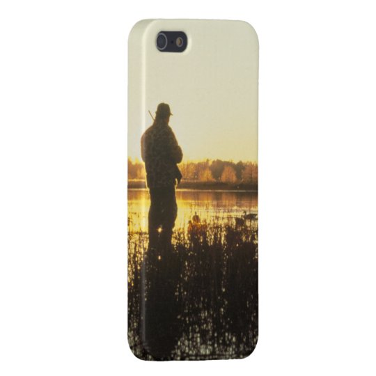 Duck Hunter Vertical - Savvy iPhone 5 Cover