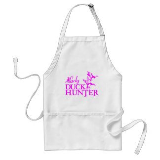 DUCK HUNTING ADULT APRON