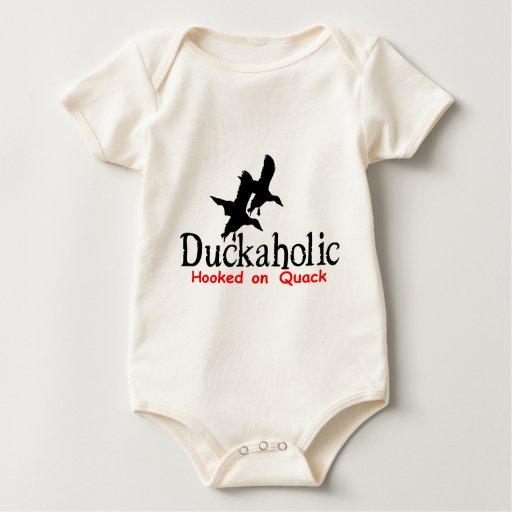 DUCK HUNTING BABY BODYSUIT