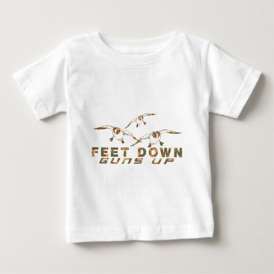 DUCK HUNTING BABY T-Shirt