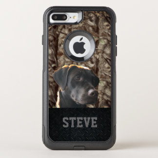 Duck Hunting Bird Dog Camo Name Case