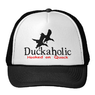 DUCK HUNTING HAT