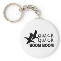 DUCK HUNTING KEYCHAIN