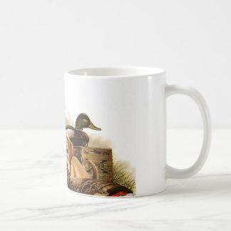 Duck Hunting Lab Pups Coffee Mug