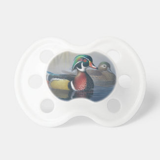 DUCK HUNTING PACIFIER