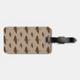 Duck Hunting pattern Luggage Tags