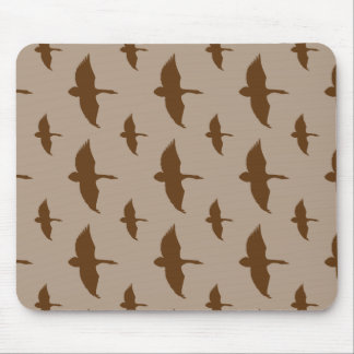 Duck Hunting pattern Mouse Pad