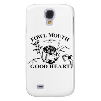 DUCK HUNTING SAMSUNG GALAXY S4 COVER