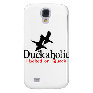 DUCK HUNTING SAMSUNG GALAXY S4 COVERS