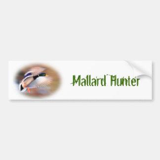 Duck Hunting sticker