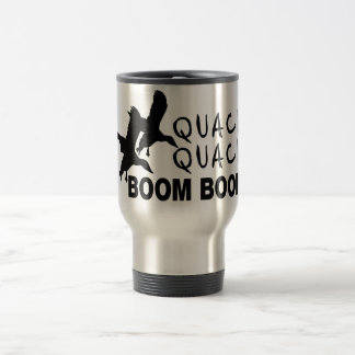 DUCK HUNTING TRAVEL MUG