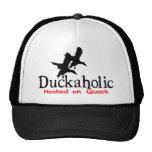DUCK HUNTING TRUCKER HAT