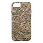 Duck Hunting Wetland Camo iPhone 8/7 Case