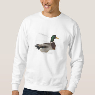 Duck in Snow Sweatshirt