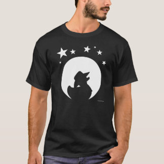 Duck in the Moon T-Shirt