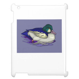Duck In Water iPad Case