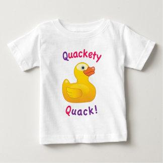 duck infant t-shirt