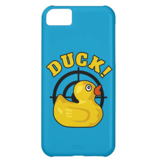 Duck! iPhone 5C Covers