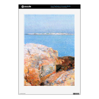 Duck island by Childe Hassam Skin For The PS3 Console