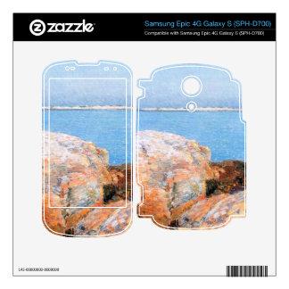 Duck island by Childe Hassam Samsung Epic Skin