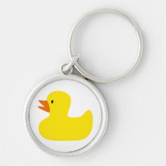 duck keychain