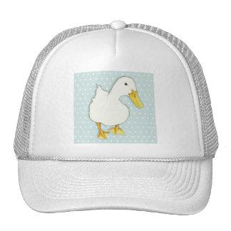 Duck Kiss dots Hat