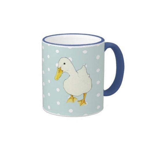Duck Kiss Solo Mug