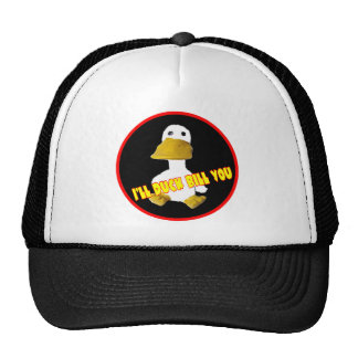 Duck la cuenta usted gorra