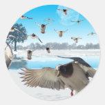 Duck Lake Sticker