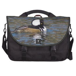 Duck Laptop Messenger Bag