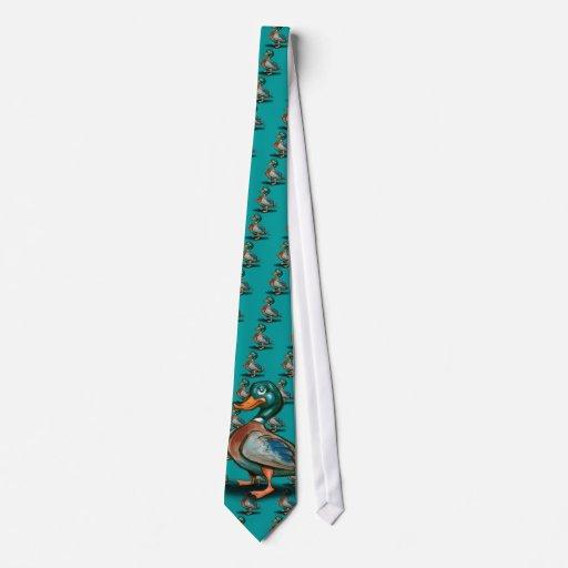 Duck Neck Tie