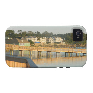 Duck North Carolina Boardwalk and Sound iPhone 4 Case
