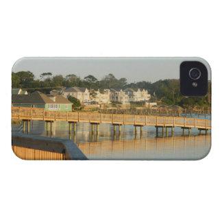 Duck North Carolina Boardwalk and Sound iPhone 4 Case-Mate Cases