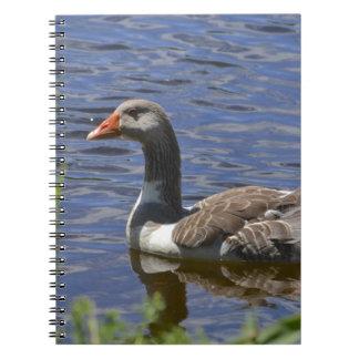 Duck Notebook