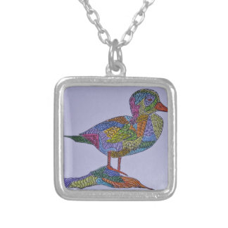 Duck On A Rock Necklaces