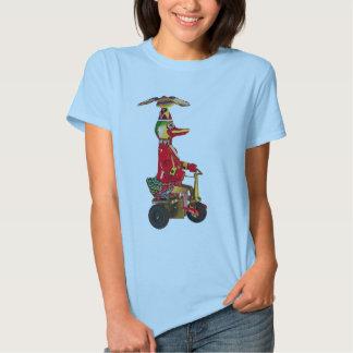Duck on a Trike T-shirt