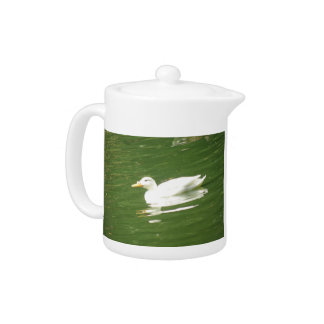Duck on the Water Teapot