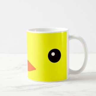 Duck or chick coffee mug