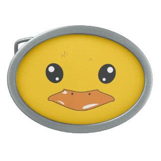 Duck Oval Belt Buckle