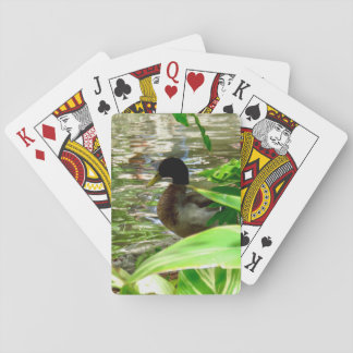 Duck Playing Cards, Standard Index faces Playing Cards