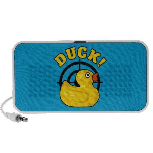 Duck! Portable Speaker
