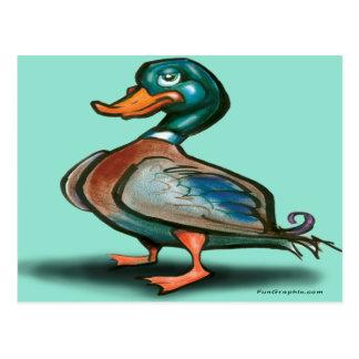 Duck Postcards